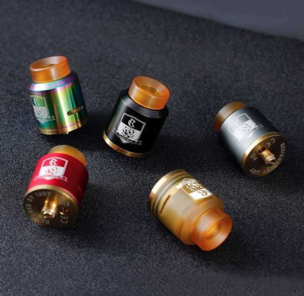 The iJoy Combo 25mm RDA Triangle